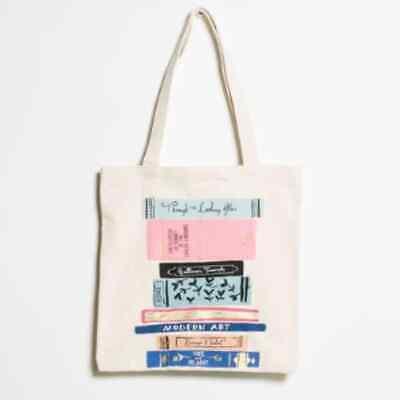 Kate Spade Book Stack Tote Bag