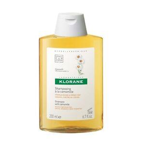 2-x-KLORANE-Shampoo-con-Camomilla-per-BIONDA-luminosita-e-intensita-200ml