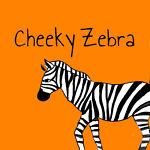 CheekyZebraCardShop