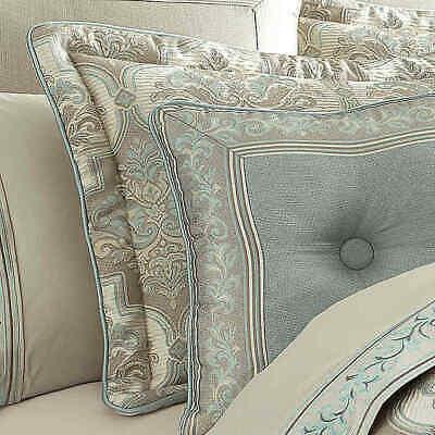 J. Queen New York Clearwater Comforter Set - Spa - Size: Queen