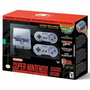 Looking for a used super Nintendo classic