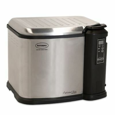 Butterball Kitchen XXL Digital Electric 14 - 22lb Turkey Fryer Expedited