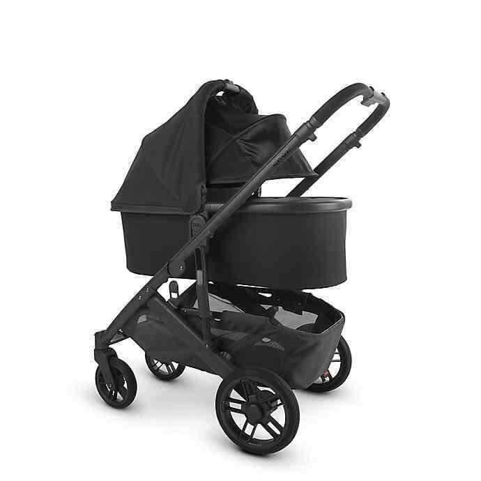 UPPAbaby Stroller Bassinet for Vista or Cruz Stroller - Charcoal