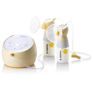 Medela Sonata.(dual breast pump)