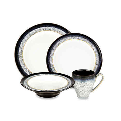 Denby Halo 4 Piece Place Setting NEW
