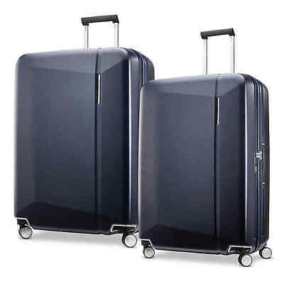 "Samsonite Etude Hardside Luggage with 28"" Spinner Wheels+ 20"" carry on"