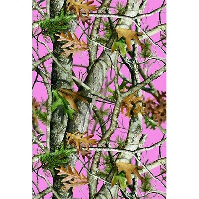 Next Pink Camo Gift Wrapping Paper - Camouflage Birthday Wedding Christmas - Camouflage Wrapping Paper