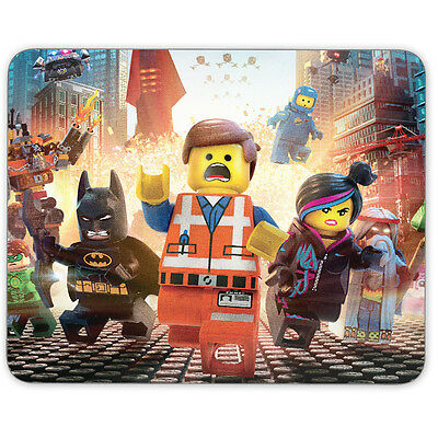 Lego Theme Mouse Pad - Full Color