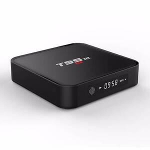 Internet TV Box S905 Quad-core CPU 4K 3D cloud IPTV 8G flash Macquarie Belconnen Area Preview