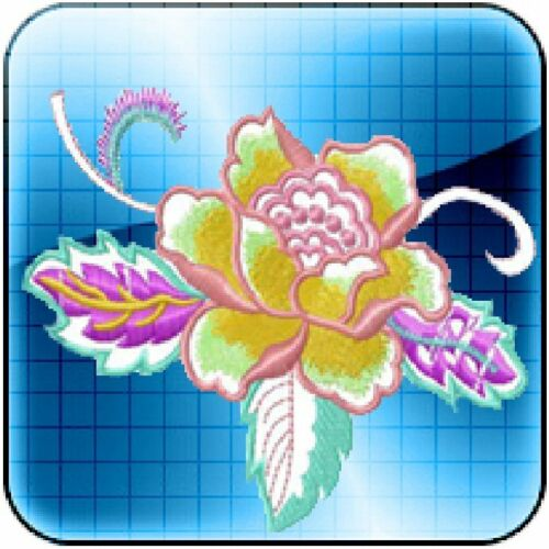 Rich  Embroidery Digitizing ES Version 6 Software Program With Dongle