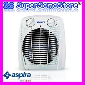 3s aspira teporella chauffage d appoint radiateur electrique soufflant 2000 watt ebay. Black Bedroom Furniture Sets. Home Design Ideas