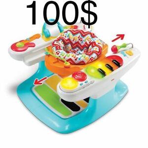 Belle Exersiseur piano 3 en 1 payer 200$ vend 100$ ferme