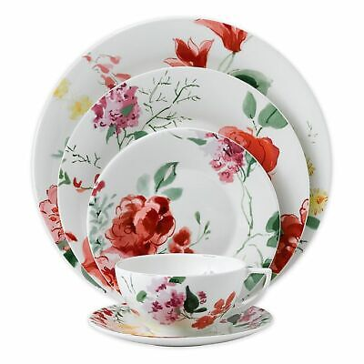 NEW Wedgwood JASPER CONRAN Floral 5 Piece PLACE SETTING (s) - MULTI AVAILABLE