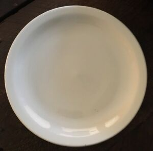 "4 Luncheon Dinner Plates 9"" HOMER LAUGHLIN Restaurant Ware MINT CONDITION"