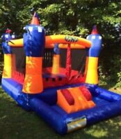Jumping castle rentals $150 include delivery