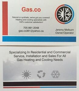 Furnace & A/C installations and service Peterborough Peterborough Area image 1