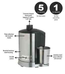 Professional Juicer - Better than a Multivitamin!