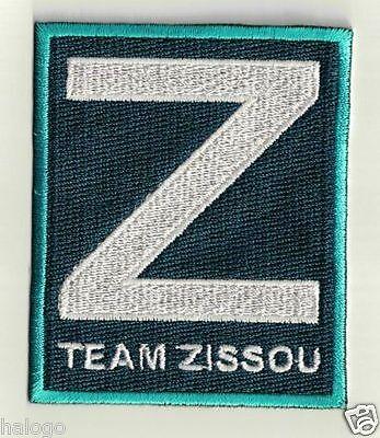 THE LIFE AQUATIC TEAM ZISSOU BLUE PATCH - LAQ04