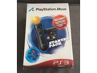 Playstation Move PS3 Starter Pack