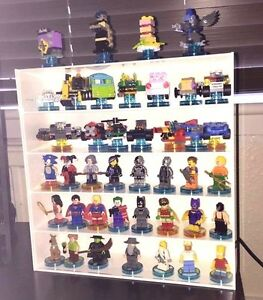 Lego Figure Display Case Ebay