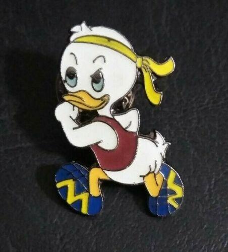 Disney Donald Duck Nephew Huey Running Propin