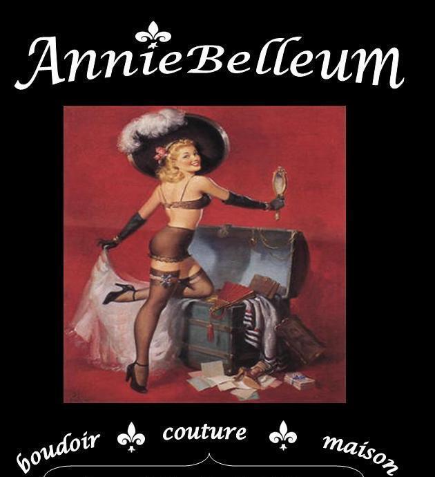 AnnieBelleum Vintage Glamour