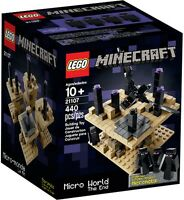 Lego Minecraft 21107, New in Factory Sealeb Box