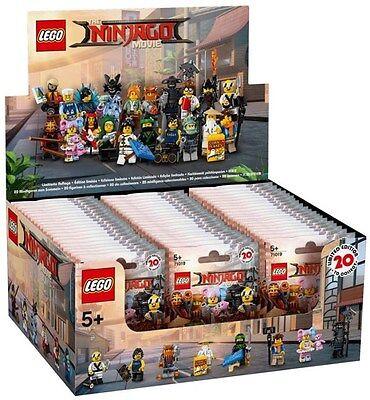 Lego The Ninjago Movie Minifigures  New in open bag 71019