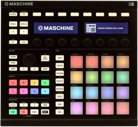 NI Maschine MK2 Black edition