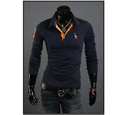 Mens T-shirts L Polo