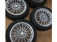 Multi fit alloy wheels 15inch