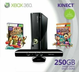 Xbox 360 Bundle with Kinect - (New)