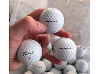 Titleist Pro v1/v1x Grade A x20 golf balls
