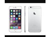 I phone 6 16gb silver