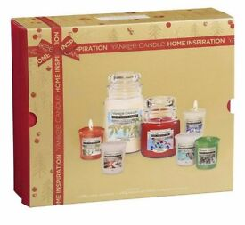Yankee Candle Mega Bundle Gift Set Christmas Present Genuine