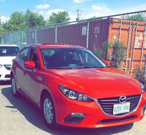 Mazda 3 GS Sports $180(Including Tax)