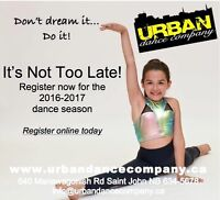 *West Side* Dance classes for 18months-adults -It's Not Too Late