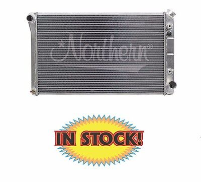 67 72 Chevy  GMC Pickup All Aluminum Radiator for V8 Automatic Trans   205179