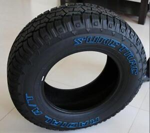 NEW! 275/65r20 - AT - ONLY $1100/set!! 10PLY! FORD F250