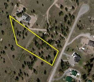 2.3 Acres For mobile home? Or build home with shop?