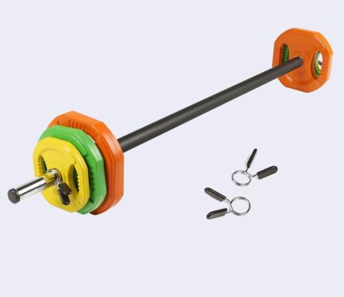 🏋️SHIPPING NOW: 20kg Smartbar/barbell weight set, bodypump, Les Mills style 🎉