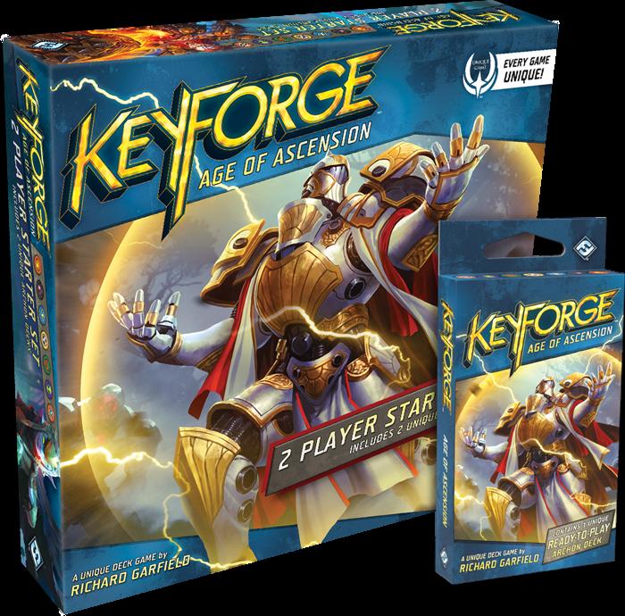 KeyForge Age Of Ascension 2-Player Starter Set