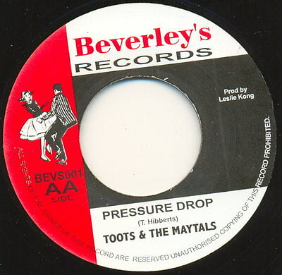 ** THE MAYTALS  PRESSURE DROP  54 46 WAS MY NUMBER  HUGE BOSS REGGAE ANTHEMS!!