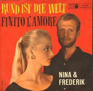 NINA-FREDERIK-Rund-ist-die-Welt-Finiti-LAmore-GERMAN-SUNG-7-SINGLE