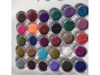 Eye glitter makeup bundle 30 pots £20