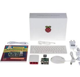 Brand new Raspberry pi 3 starter kit RRP £118.99