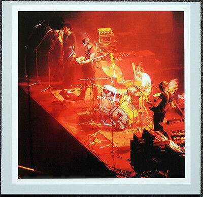 PINK FLOYD POSTER PAGE 1973 EARLS COURT LONDON SHELTER BENEFIT CONCERT . H27