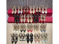 Valentino heels brand new in many sizes and colours
