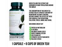 Tegreen capsules