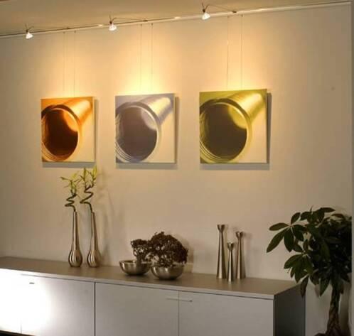 ≥ Schilderij ophangsystemen, foto - schilderijen ophangsysteem ...